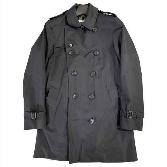 Burberry Other - Burberry trench coat navy size s